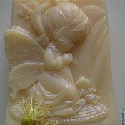 Косметика ручной работы. Ярмарка Мастеров - ручная работа натуральное мыло с нуля МОНАСТЫРСКОЕ на 9 травах. Handmade.
