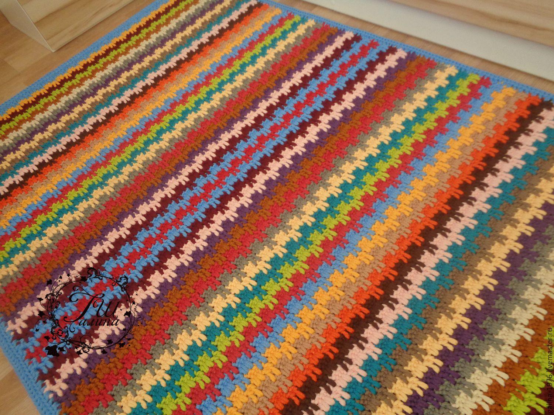 Толстый шнур для вязания ковров 23