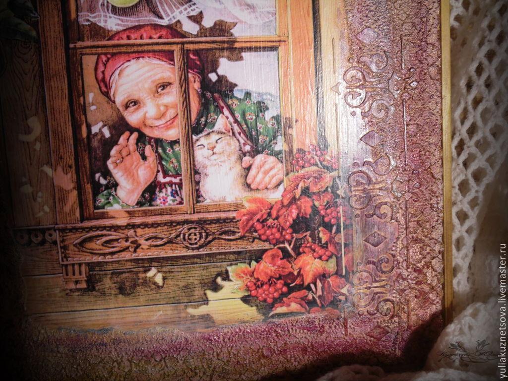 картина бабушка: