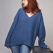 Одежда ручной работы. Ярмарка Мастеров - ручная работа Big пуловер. Handmade.
