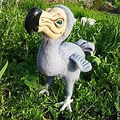 Куклы и игрушки ручной работы. Ярмарка Мастеров - ручная работа Птица Додо. Handmade.