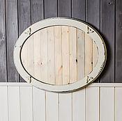 Для дома и интерьера ручной работы. Ярмарка Мастеров - ручная работа Зеркало Орхидея 80х60 (Mirror «Orchid 80х60»). Handmade.