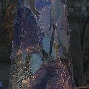 """Для дома и интерьера ручной работы. Ярмарка Мастеров - ручная работа Ваза """"Сиреневое настроение"""". Handmade."""