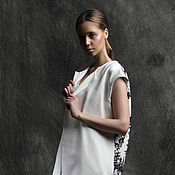 Одежда handmade. Livemaster - original item Vest Storm. Handmade.