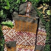 """Одежда ручной работы. Ярмарка Мастеров - ручная работа Свитер """"Шаманский лес"""". Handmade."""