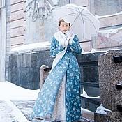 Свадебный салон ручной работы. Ярмарка Мастеров - ручная работа свадебное пальто зима 2015. Handmade.