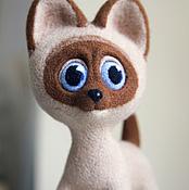 Куклы и игрушки ручной работы. Ярмарка Мастеров - ручная работа Котенок Гав. Handmade.