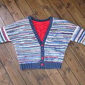 """Одежда ручной работы. Ярмарка Мастеров - ручная работа кардиган """"Сестричка"""". Handmade."""