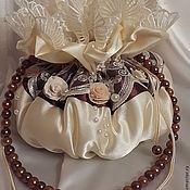 Сумки ручной работы. Ярмарка Мастеров - ручная работа Сумочка для невесты. Handmade.