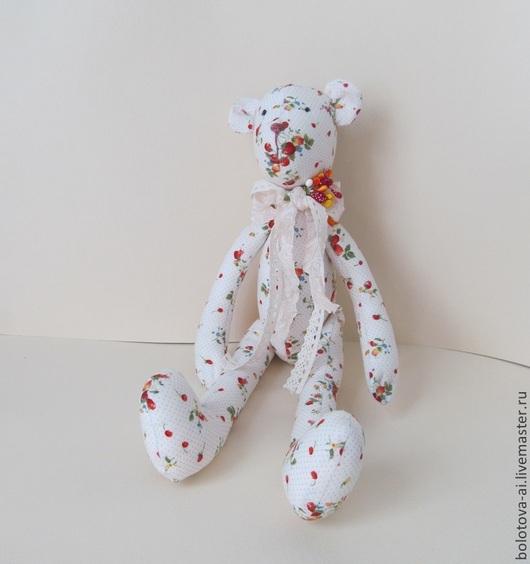 Куклы Тильды ручной работы. Ярмарка Мастеров - ручная работа. Купить Тильда медвежонок. Handmade. Мишка, медвежонок