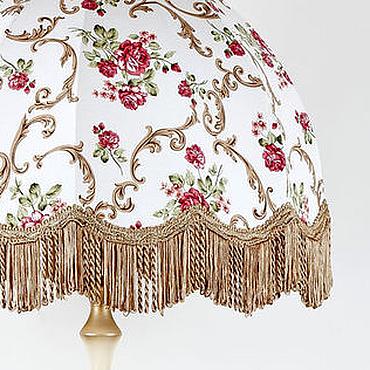 Для дома и интерьера ручной работы. Ярмарка Мастеров - ручная работа Торшеры в стиле Ретро и Прованс. Handmade.