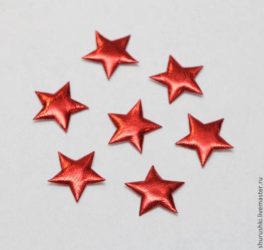 Упаковка ручной работы. Ярмарка Мастеров - ручная работа. Купить Маленькая красная звездочка. Handmade. Ярко-красный, звезды, рождество