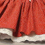 Работы для детей, ручной работы. Ярмарка Мастеров - ручная работа Платье для девочки Нарядное. Handmade.