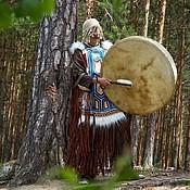 Одежда ручной работы. Ярмарка Мастеров - ручная работа Эвенкийский шаман. Handmade.