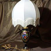 Настольный светильник. Франция