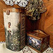 Для дома и интерьера ручной работы. Ярмарка Мастеров - ручная работа Набор для кухни - Спагетница и Лаврушница. Handmade.