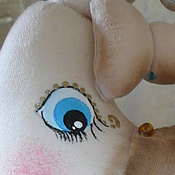 """Куклы и игрушки ручной работы. Ярмарка Мастеров - ручная работа Интерьерная игрушка """"Счастье есть..."""" (2)(продаётся). Handmade."""