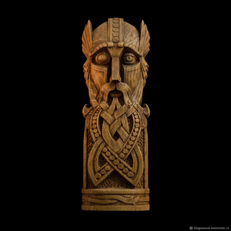 "Один узор ""скандинавские боги"", Figurines, Kiev,  Фото №1"