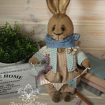 Куклы и игрушки ручной работы. Ярмарка Мастеров - ручная работа Праздничный Маркел. Handmade.