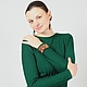 Платья ручной работы. Платье вязаное Малахитовое. Нина Куликова. Ярмарка Мастеров. Малахитовый, офисный стиль