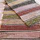 Текстиль, ковры ручной работы. Ярмарка Мастеров - ручная работа. Купить Половик ручного ткачества(№7). Handmade. Половик, дорожка, коврик