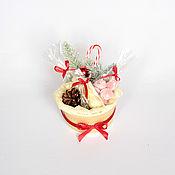 Год Крысы ручной работы. Ярмарка Мастеров - ручная работа Мини подарок на новый год арт. 2-001. Handmade.