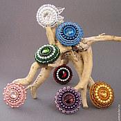 """Украшения ручной работы. Ярмарка Мастеров - ручная работа Броши серия """"Улыбка цвета"""". Handmade."""