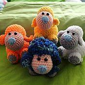 Куклы и игрушки ручной работы. Ярмарка Мастеров - ручная работа Радужные овечки. Handmade.