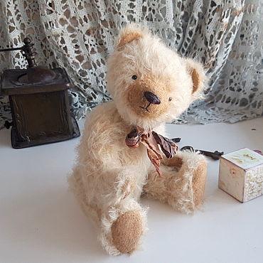 Куклы и игрушки ручной работы. Ярмарка Мастеров - ручная работа Мишки Тедди: мишка с ревуном. Handmade.