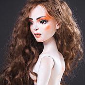 Куклы и игрушки ручной работы. Ярмарка Мастеров - ручная работа Авторская шарнирная кукла: Роксолана. Handmade.
