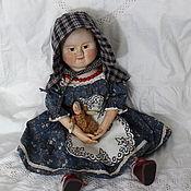 Кукла Долли Репродукция кукол Izannah Walker
