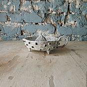 Для дома и интерьера ручной работы. Ярмарка Мастеров - ручная работа соковыжималка для цитрусовых №5 - с пупырышками. Handmade.