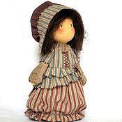 Куклы и игрушки ручной работы. Ярмарка Мастеров - ручная работа Текстильная куколка. Handmade.
