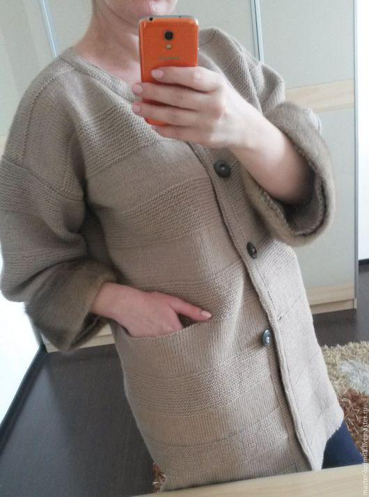 """Верхняя одежда ручной работы. Ярмарка Мастеров - ручная работа. Купить Пальто """"Парижанка"""". Handmade. Пальто ручной работы"""
