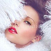 """Пальто ручной работы. Ярмарка Мастеров - ручная работа Пальто """"Снежная королева"""". Handmade."""