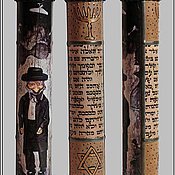 Сувениры и подарки ручной работы. Ярмарка Мастеров - ручная работа калейдоскоп в еврейском стиле. Handmade.