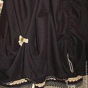 """Одежда ручной работы. Ярмарка Мастеров - ручная работа БОХО-юбка """"Осенний теплый вечер"""". Handmade."""
