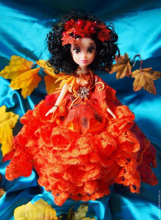 Шкатулки ручной работы. Ярмарка Мастеров - ручная работа. Купить Кукла-шкатулка. Handmade. Рыжий, шкатулка для мелочей, пластиковая основа