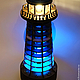 Освещение ручной работы. Светильник Маяк Lighthouse Lamp II. WOODANDROOT. Ярмарка Мастеров. Океан, морячка, ночник, диодная лампа