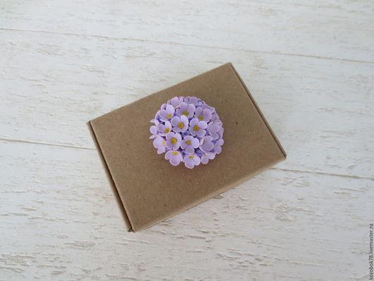 Подарочная упаковка ручной работы. Ярмарка Мастеров - ручная работа. Купить Коробка 90x65x30 самосборная, крафт-бумага, коричневая. Handmade.
