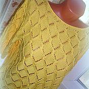 Одежда ручной работы. Ярмарка Мастеров - ручная работа Yellow.. Handmade.