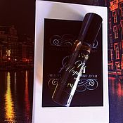 """Косметика ручной работы. Ярмарка Мастеров - ручная работа """" Неаполитанская ночь"""" духи натуральные. Handmade."""