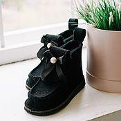 Обувь ручной работы handmade. Livemaster - original item Boots ZIMA. Handmade.