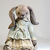 Куклы и пупсы ручной работы. Ярмарка Мастеров - ручная работа Куклы: Зайка. Handmade.
