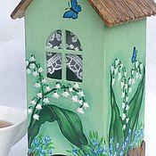 Для дома и интерьера handmade. Livemaster - original item Tea house Lily. Handmade.