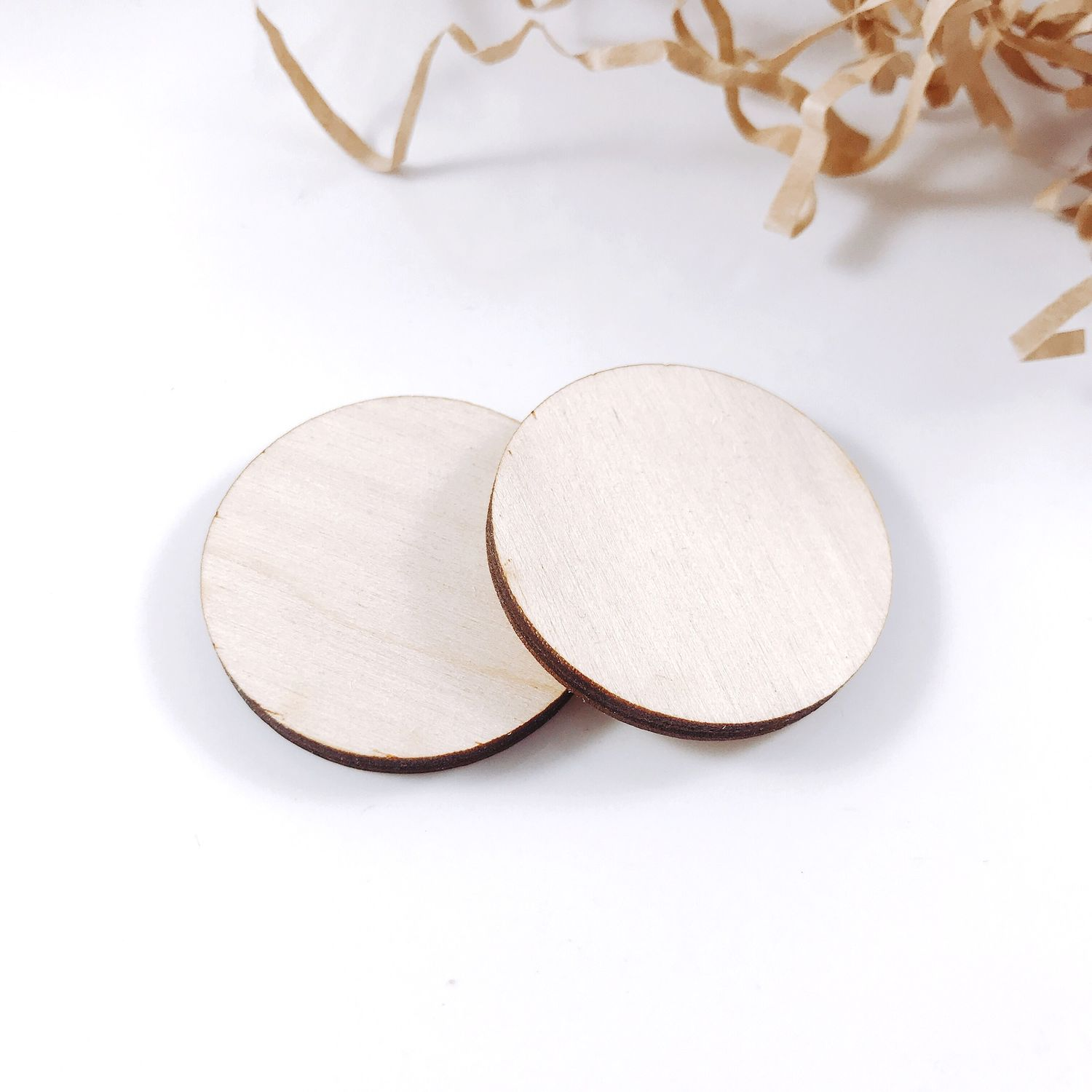 The basis of the circular diameter of 2,4 cm-4cm, Blanks for jewelry, Izhevsk,  Фото №1