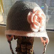 Работы для детей, ручной работы. Ярмарка Мастеров - ручная работа детская шапочка. Handmade.