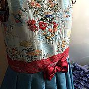 Работы для детей, ручной работы. Ярмарка Мастеров - ручная работа Платье ПЛН 2047. Handmade.