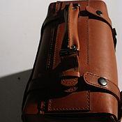 Сумки и аксессуары ручной работы. Ярмарка Мастеров - ручная работа сумка саквояжного типа - Парагвай. Handmade.