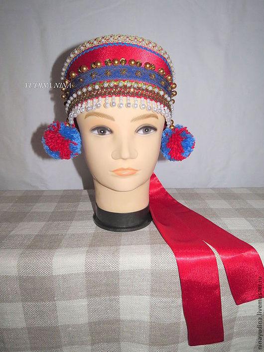 Головной убор в русском народном костюме своими руками
